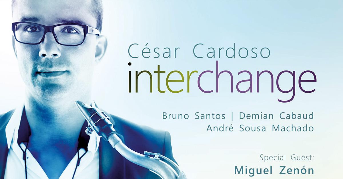 """""""Interchange"""" de César Cardoso é um dos melhores discos de 2018"""