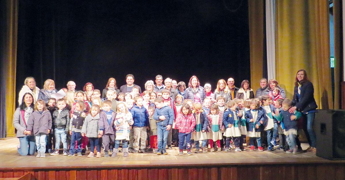 Concursos de Presépios e de Postais de Natal: vencedores receberam prémios em cerimónia pública