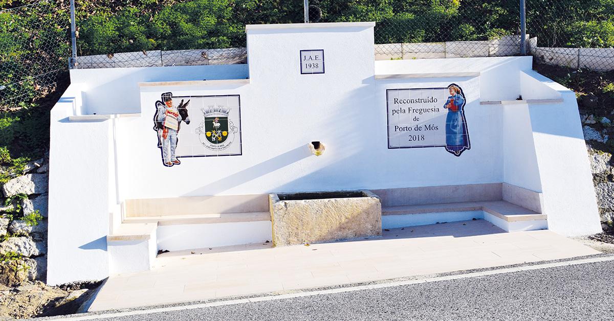Fontanário de Rio Alcaide foi o primeiro a ser recuperado