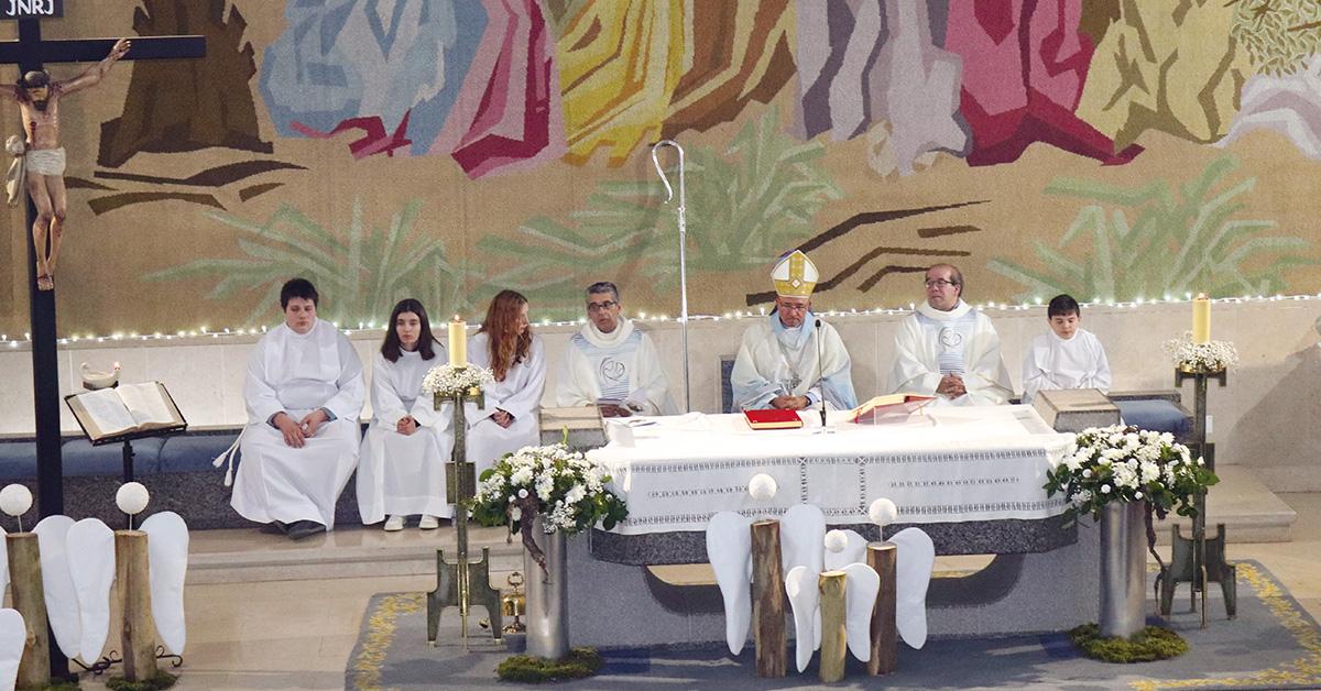 Bispo das Forças Armadas celebra Missa do Galo em Mira de Aire