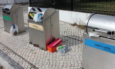 Concelho produz lixo abaixo da média nacional