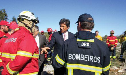 Secretário de Estado elogia trabalho de prevenção de incêndios florestais