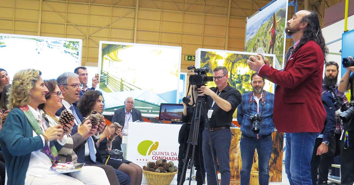 Paulo Lameiro apresenta Leiria Capital Europeia da Cultura 2027