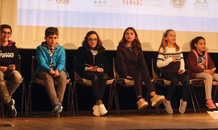 Concurso Concelhio de Leitura encheu Cineteatro