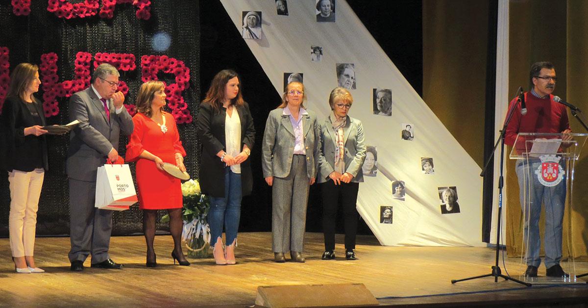Mulheres portomosenses homenageadas em gala promovida pela Assembleia Municipal
