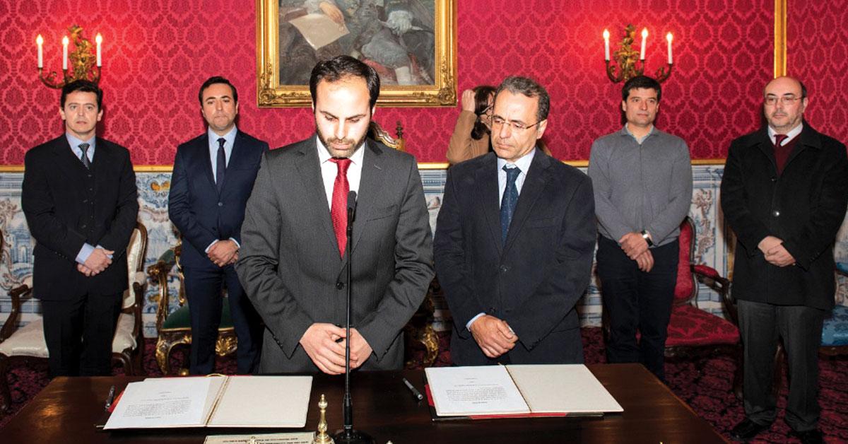 Portomosense é chefe de gabinete do Reitor da Universidade de Coimbra