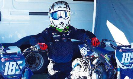 Piloto de 9 anos participa em campeonatos nacionais e internacionais