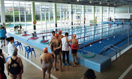 Encontro de Atividades Aquáticas reúne 76 jovens