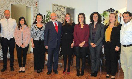 Fernando Moura homenageado entre pares