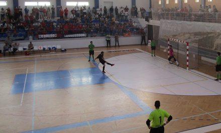 Mendiga perde final da Taça nas grandes penalidades