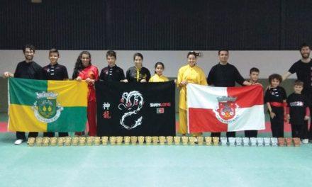 Shenlong conquista quase meia centena de medalhas