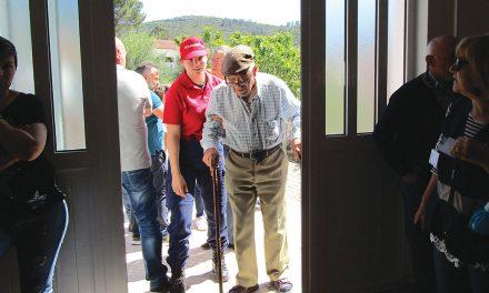 Alqueidão da Serra recebeu o terceiro simulacro