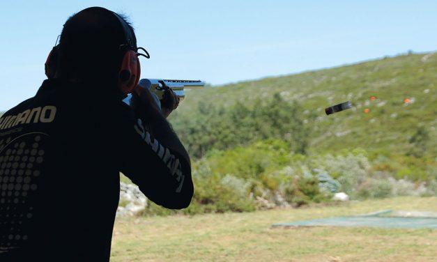 Clube de Caçadores inaugura campo de tiro