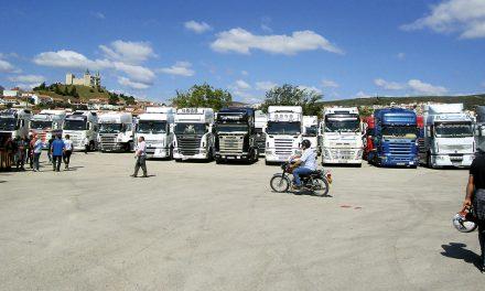 Encontro do Motorista reuniu mais de 220 camiões
