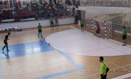 Mendiga perdeu final nas grandes penalidades