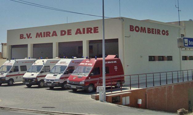 Bombeiros de Mira de Aire lançam campanha para aquisição viaturas