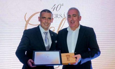 Carlos Amado homenageado pelo seu trabalho na arbitragem