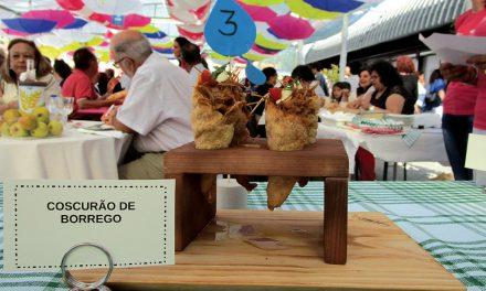 """Coscorão de Borrego foi o """"Melhor Petisco"""""""