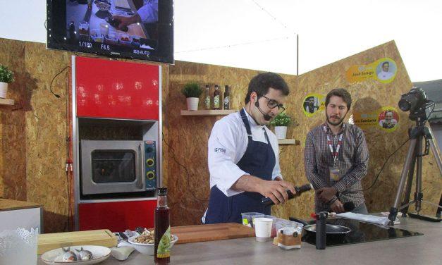 Cozinhar e comunicar: o desafio