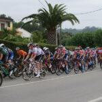 Porto de Mós assistiu à passagem da Volta a Portugal em bicicleta