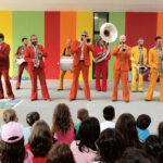 Banda francesa marcou o arranque do festival Brass It