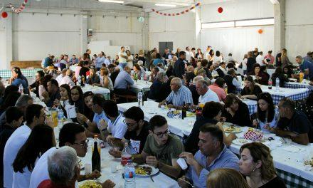 Festival do Bacalhau juntou mais de 300 apreciadores em Chão de Pias