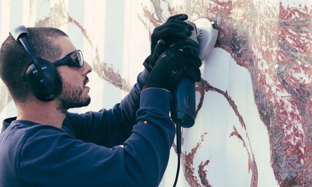 Nico Basílio vence prémio de Arte Urbana da BMW