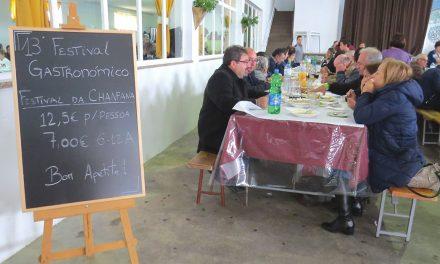 """Chanfana foi """"rainha e senhora"""" no 13º Festival Gastronómico de São Bento"""