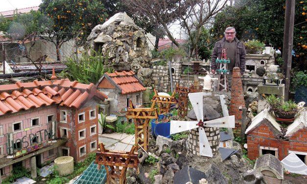Uma aldeia do tamanho da imaginação