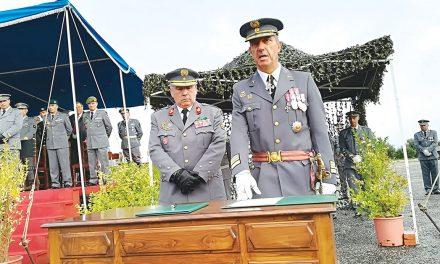 Militar nascido em Porto de Mós nomeado comandante do RAME