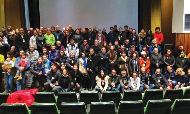 Congresso de Espeleologia traz 140 especialistas a Porto de Mós