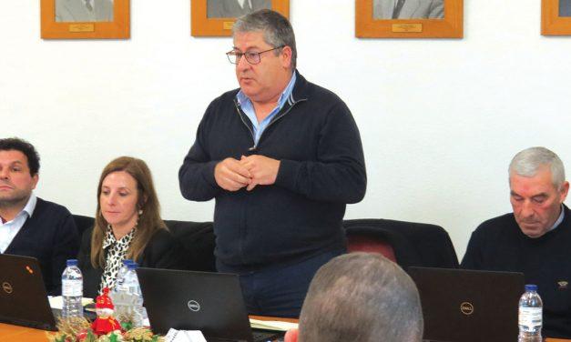 Câmara pede 3,5 milhões de euros para saneamento e ALE
