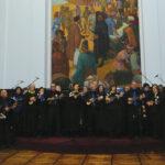 Cavaquinhos da Universidade Sénior cantaram as Janeiras