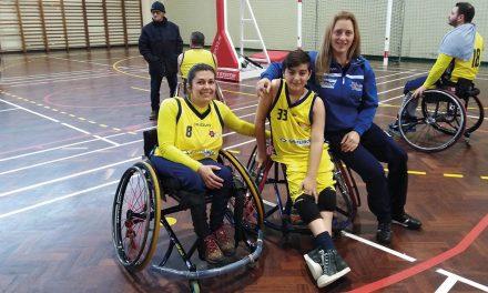 Mesmo com limitações de mobilidade é possível quebrar barreiras no desporto