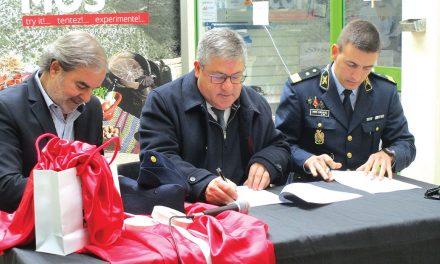 Município de Porto de Mós, ACILIS e GNR unidos por um comércio mais seguro