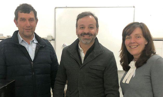 David Salgueiro é o novo presidente do PS