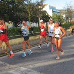 Incentivar crianças e jovens para a marcha atlética