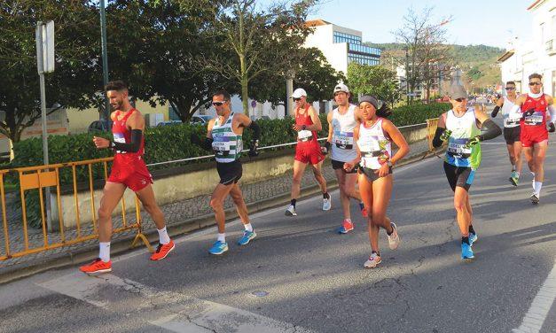 João Vieira, campeão nacional nos 35 km