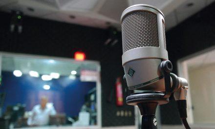 Porto de Mós vai ser capital da radiodifusão