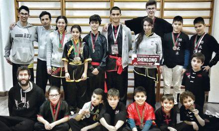Clube de Porto de Mós conquista 28 medalhas