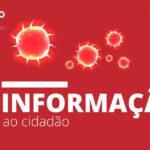 COVID-19: Comunicado do Presidente da Câmara Municipal de Porto de Mós (27/03/2020)