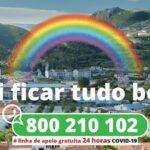 CORONAVÍRUS COVID-19: Comunicado do Presidente da Câmara Municipal de Porto de Mós (08/05/2021)