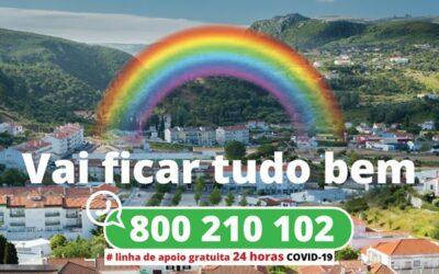 CORONAVÍRUS COVID-19: Comunicado do Presidente da Câmara Municipal de Porto de Mós (18/04/2021)