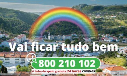 CORONAVÍRUS COVID-19: Comunicado do Presidente da Câmara Municipal de Porto de Mós (23/03/2021)