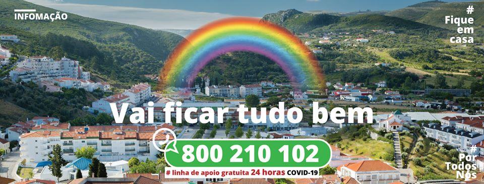 COVID-19: Comunicado do Presidente da Câmara Municipal de Porto de Mós (08/12/2020)