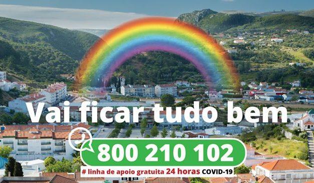 CORONAVÍRUS COVID-19: Comunicado do Presidente da Câmara Municipal de Porto de Mós (25/07/2021)