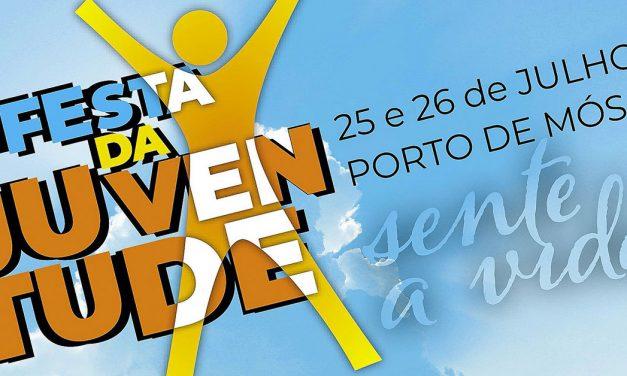 Jovens da diocese festejam em Porto de Mós
