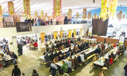 Jantar do Cabouqueiro reúne 350 à mesa