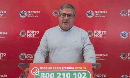 Município de Porto de Mós revela que todos os testes realizados no concelho deram negativo