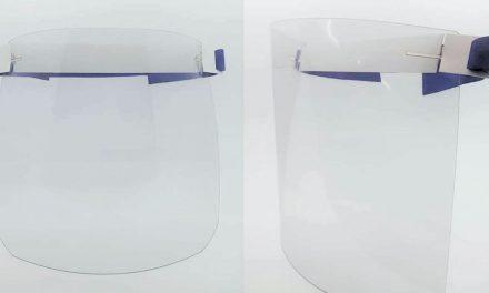 Empresa de Mira de Aire cria viseiras de proteção para oferecer a profissionais de saúde